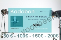 <p><span>KadoBon idee voor iedere gelegenheid - STerK in Beeld Fotoshoot.</span><br /><span>Een fantastische gift voor iedereen die het verdient en wil stralen.</span></p>