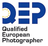 QEP - Qualified European Photographer logo